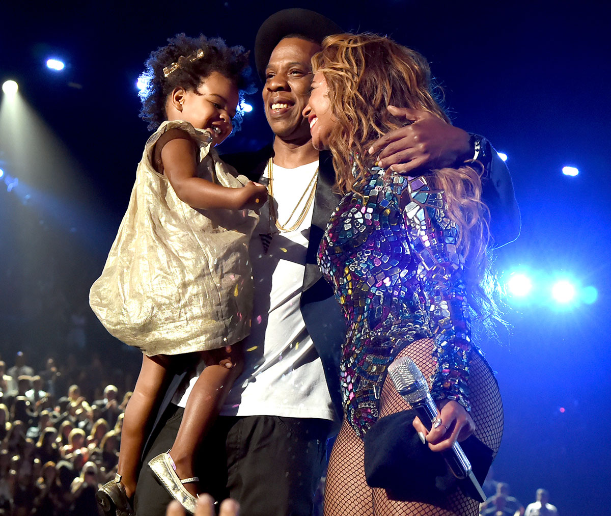 Blue Ivy Makes Beyoncé the Cutest Handwritten Birthday Card!