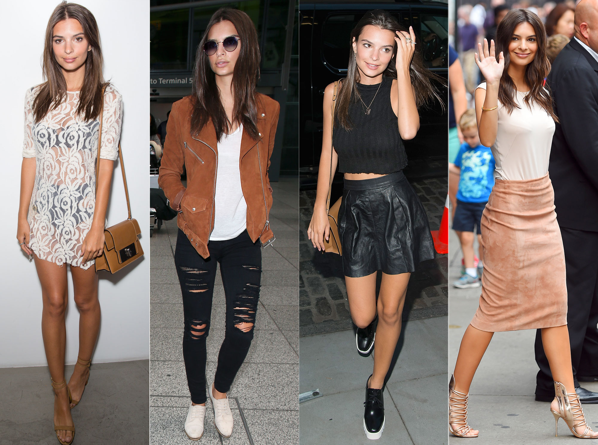 6 Style Tips We Stole from Emily Ratajkowski and Her Stylist