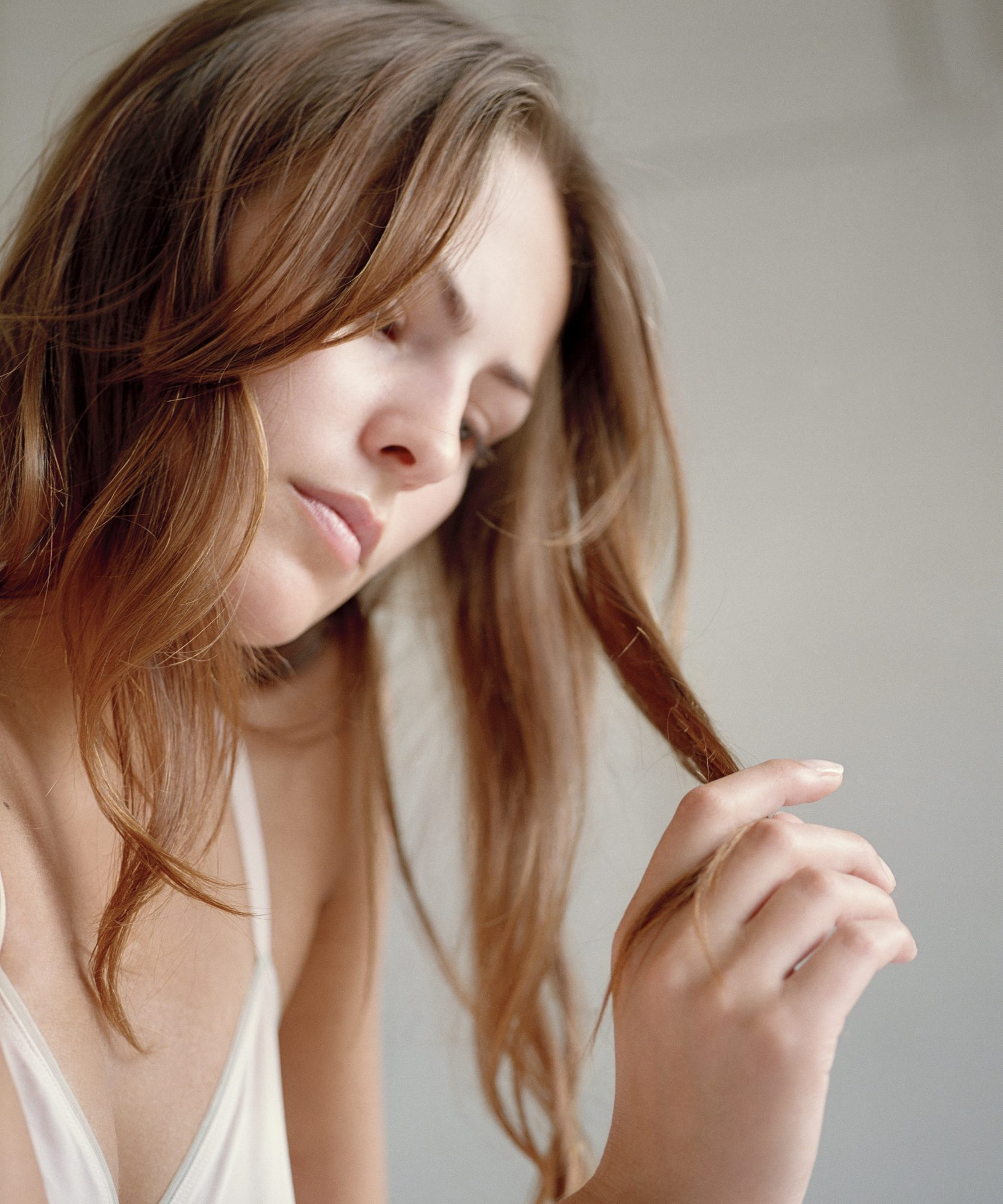 Split Ends Begone! Here's What to Do to Get Rid of Them