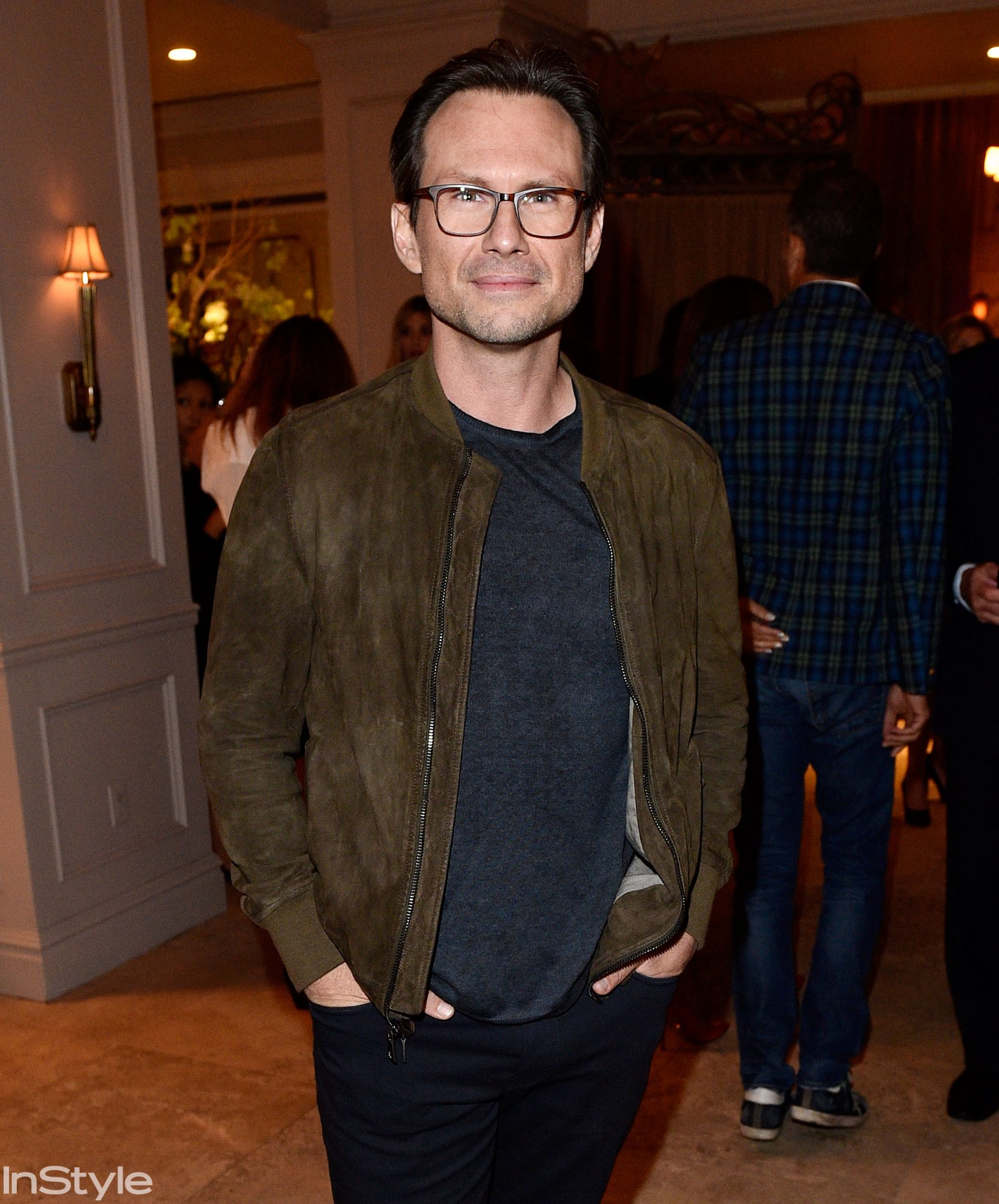 TIFF InStyle Party - Christian Slater