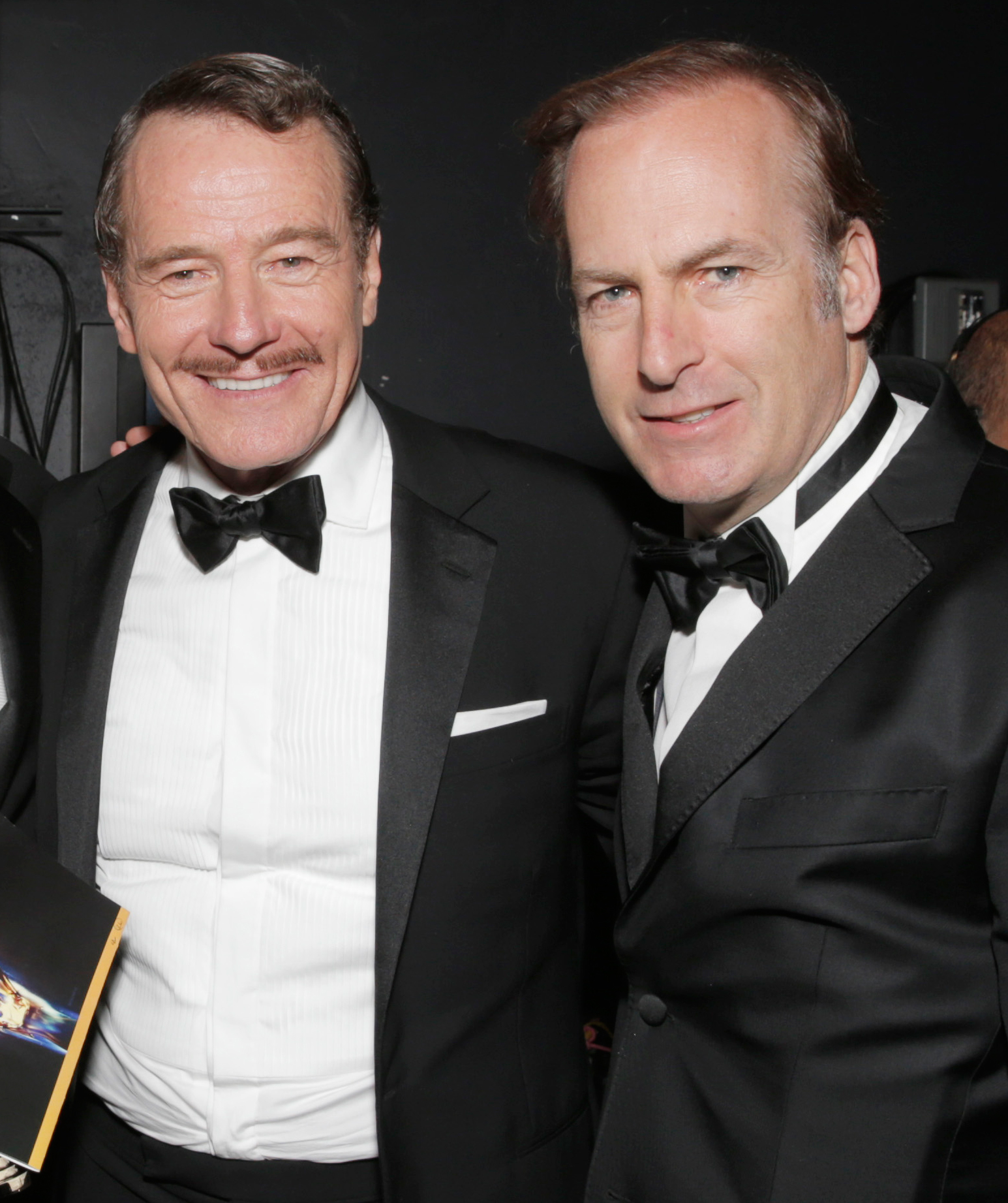 Why <em>Breaking Bad</em> Star Bryan Cranston Hopes <em>Better Call Saul</em> Wins at the 2015 Emmys