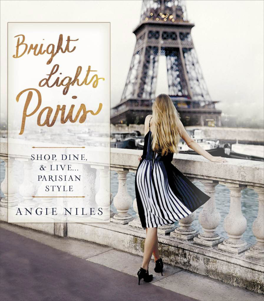 Bright Lights Paris - Embed