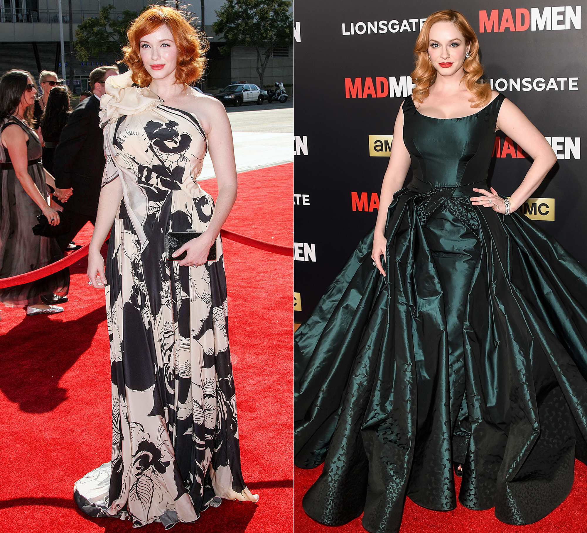 AMC Celebrates The Final 7 Episodes Of  Mad Men  With The Black & Red Ball - Arrivals