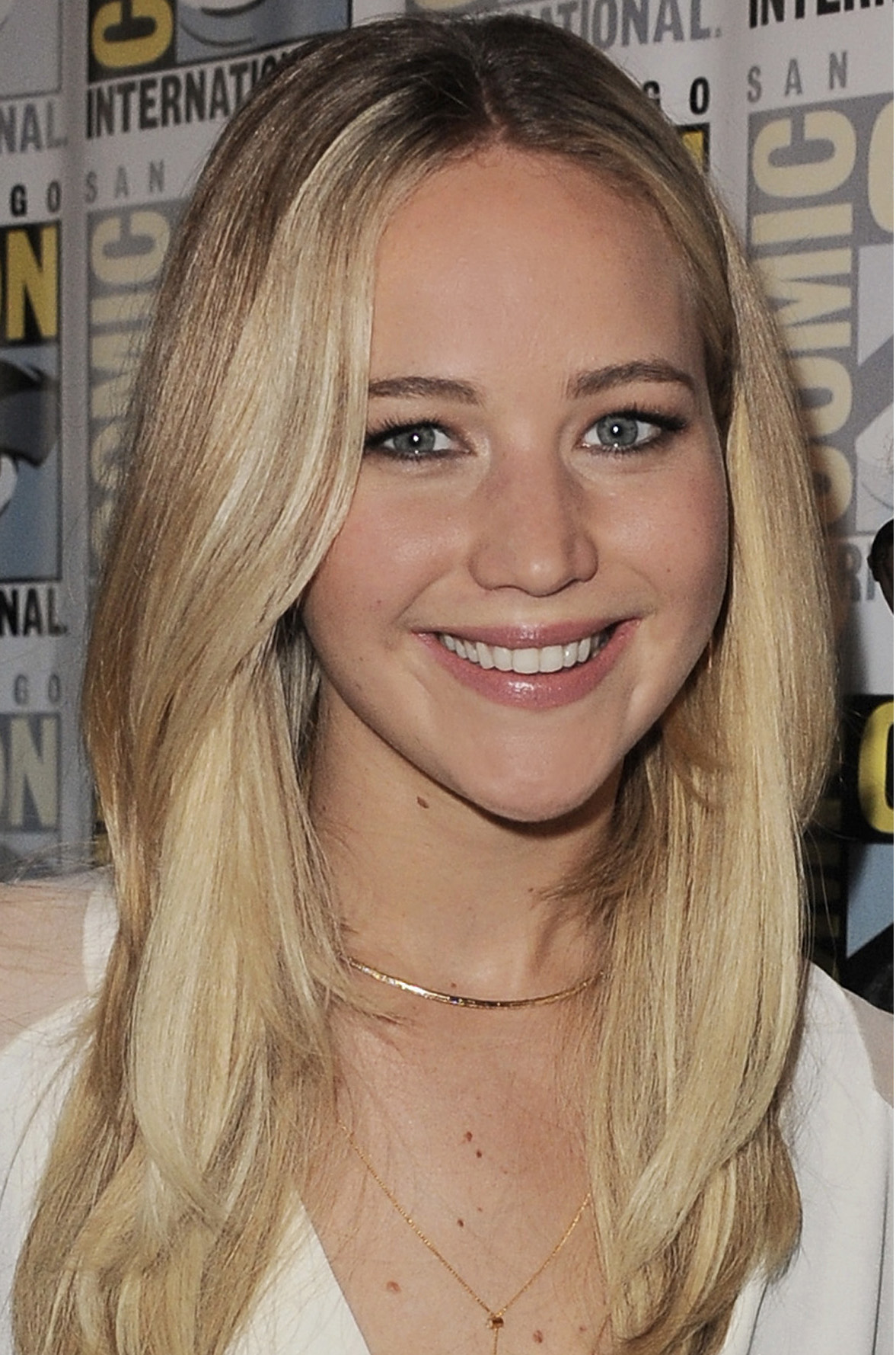 Jennifer Lawrence at Comic Con