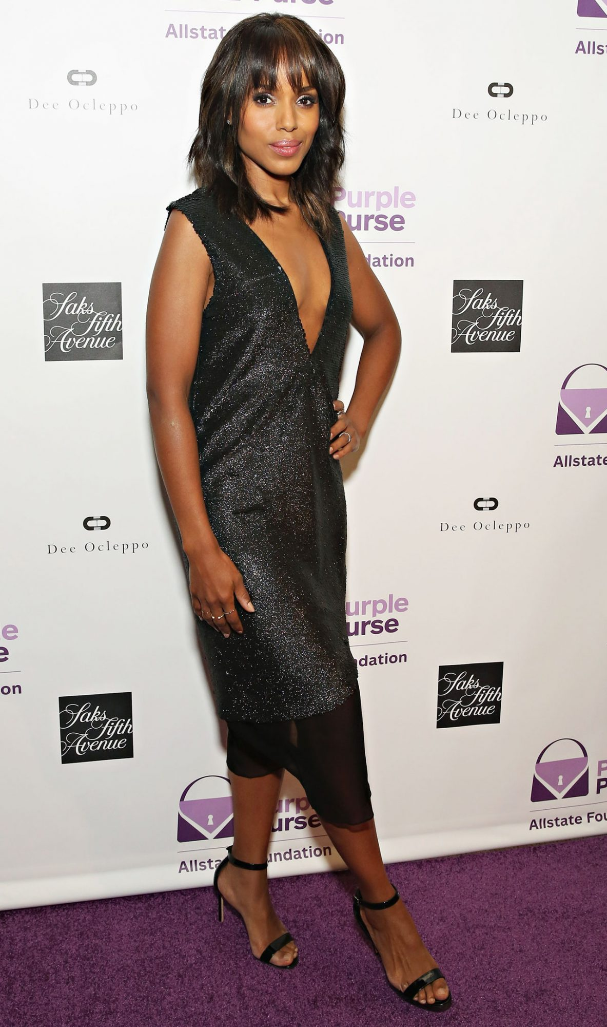 Kerry Washington Designed This Purse for an Amazing Cause