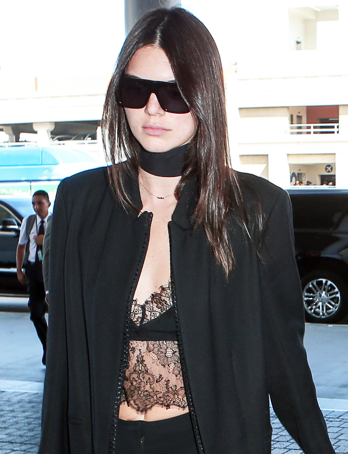 Found It: Kendall Jenner's BFF Necklace