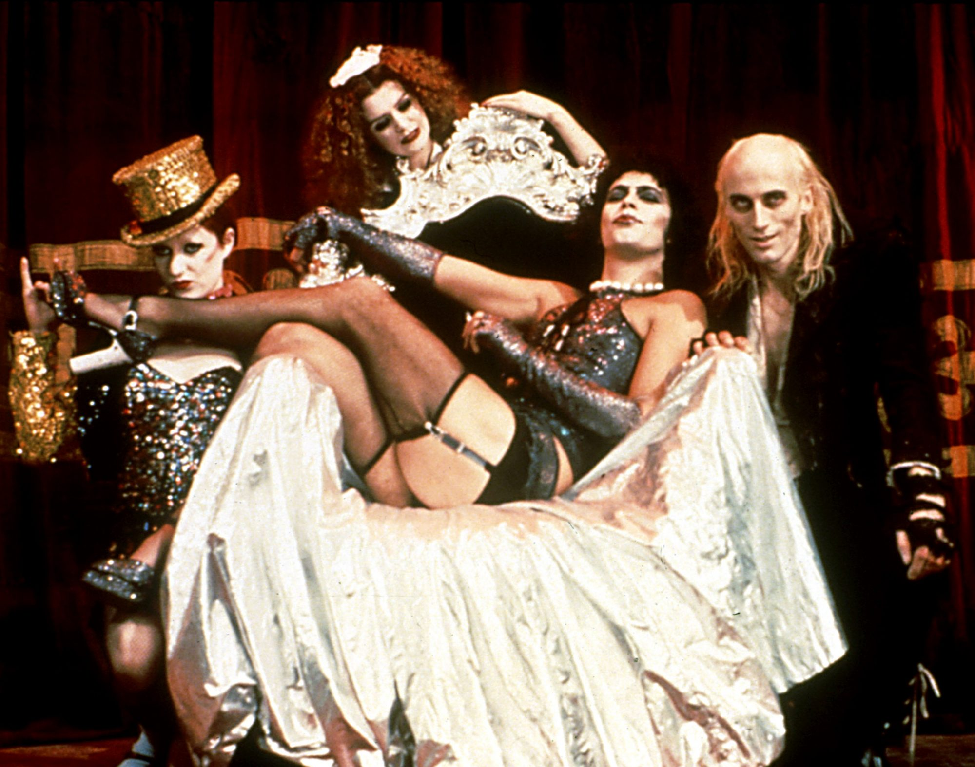 Halloween Costume Idea:<em> The Rocky Horror Picture Show </em>in Honor of the Movie's 40th Anniversary