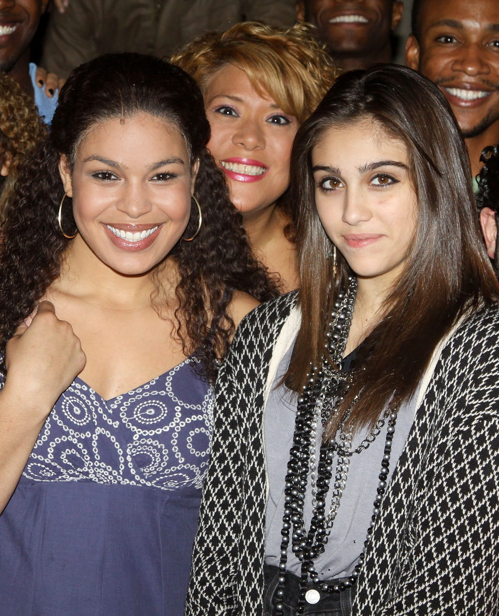 "Lourdes Leon Celebrates Her 14th Birthday at ""In The Heights"" on Broadway"