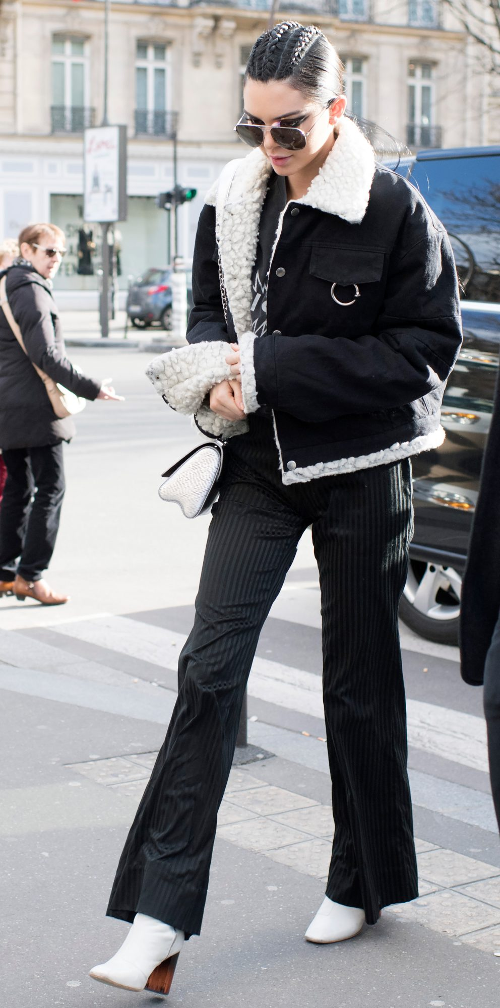 promo code ecf74 9466b Kendall Jenner s Chic Street Style   InStyle.com