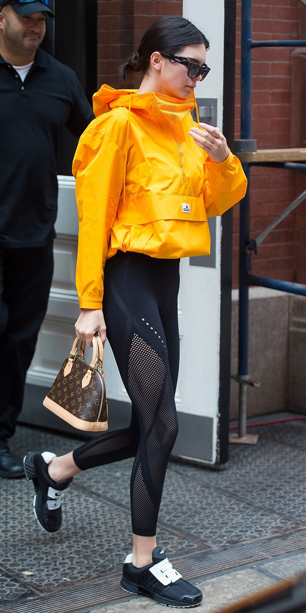 Kendall Jenner's Chic Street Style | InStyle.com