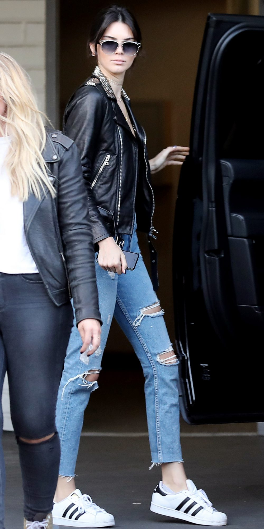 36bee521876 Kendall Jenner's Chic Street Style | InStyle.com