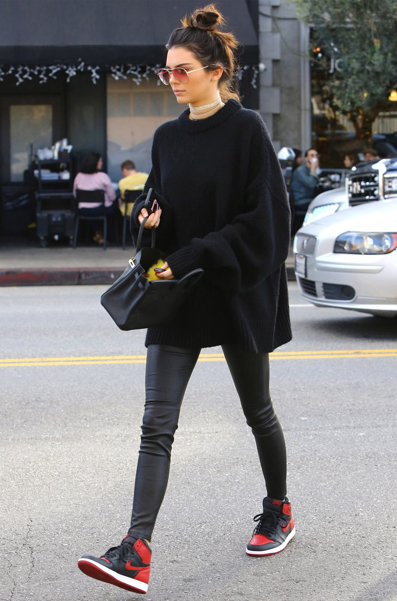 Kendall Jenner S Chic Street Style Instyle Com