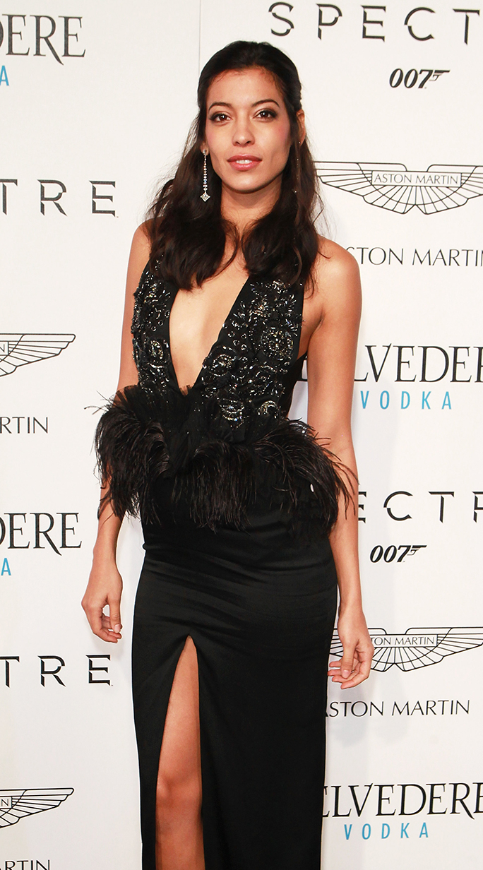 Who Is the New Bond Girl? 7 Things You Need to Know AboutStephanie Sigman