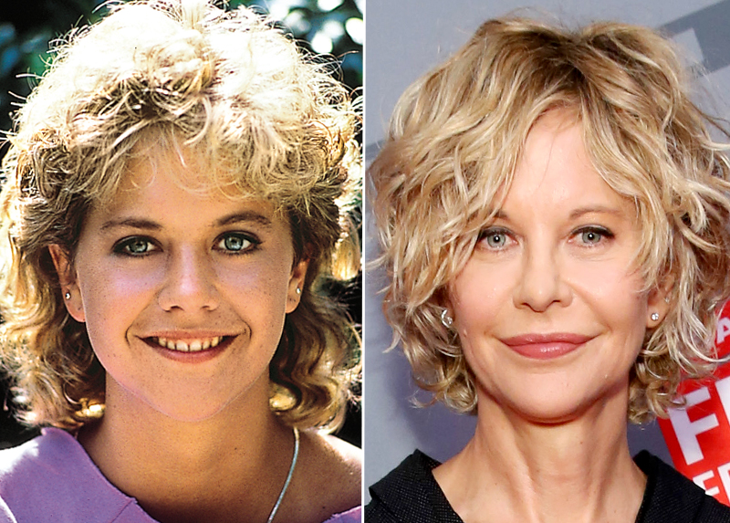 Meg Ryan Celebrates Her 54th Birthday Instyle Com