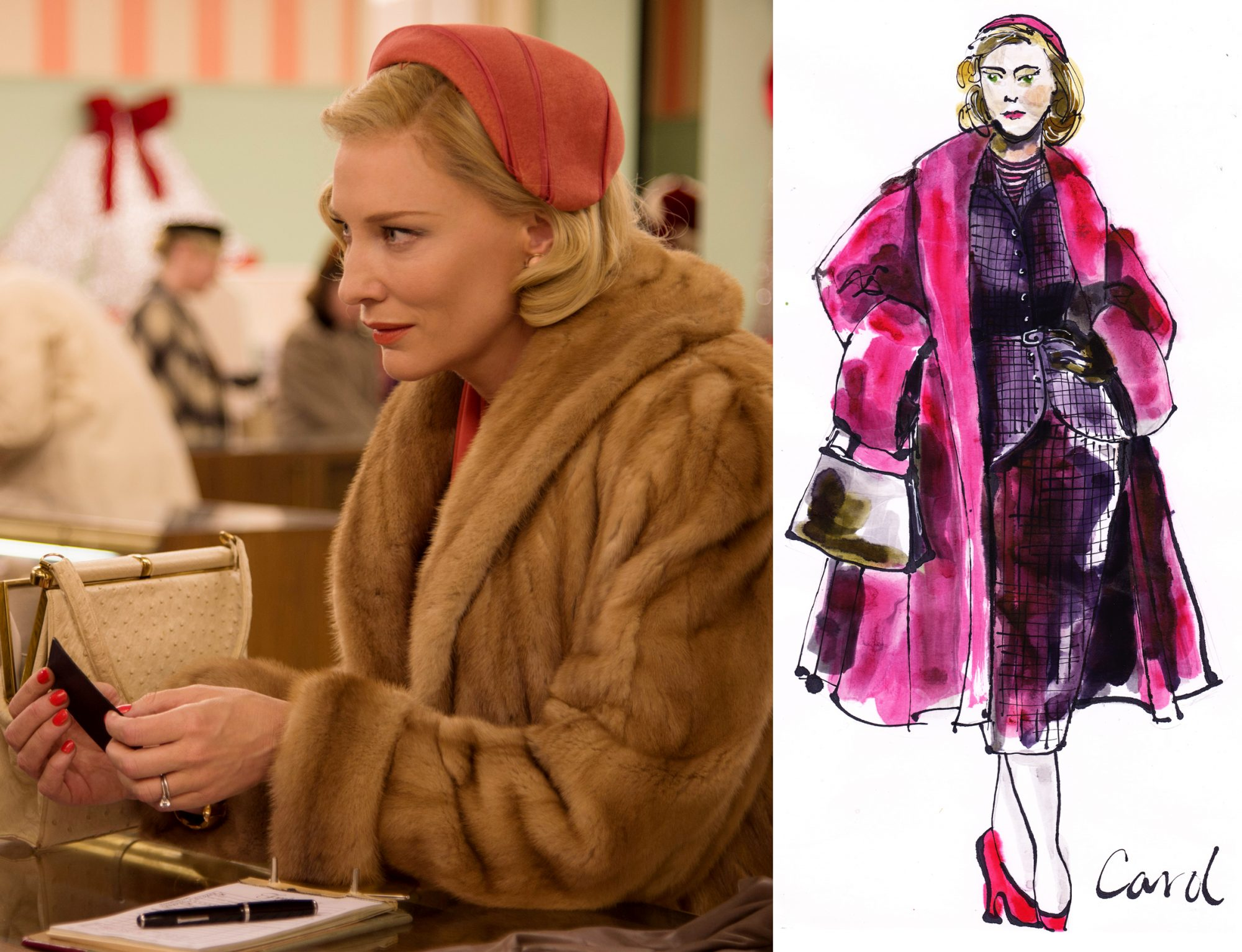 7 Little Known Secrets About the Beautiful '50s Costumes of <em>Carol</em>