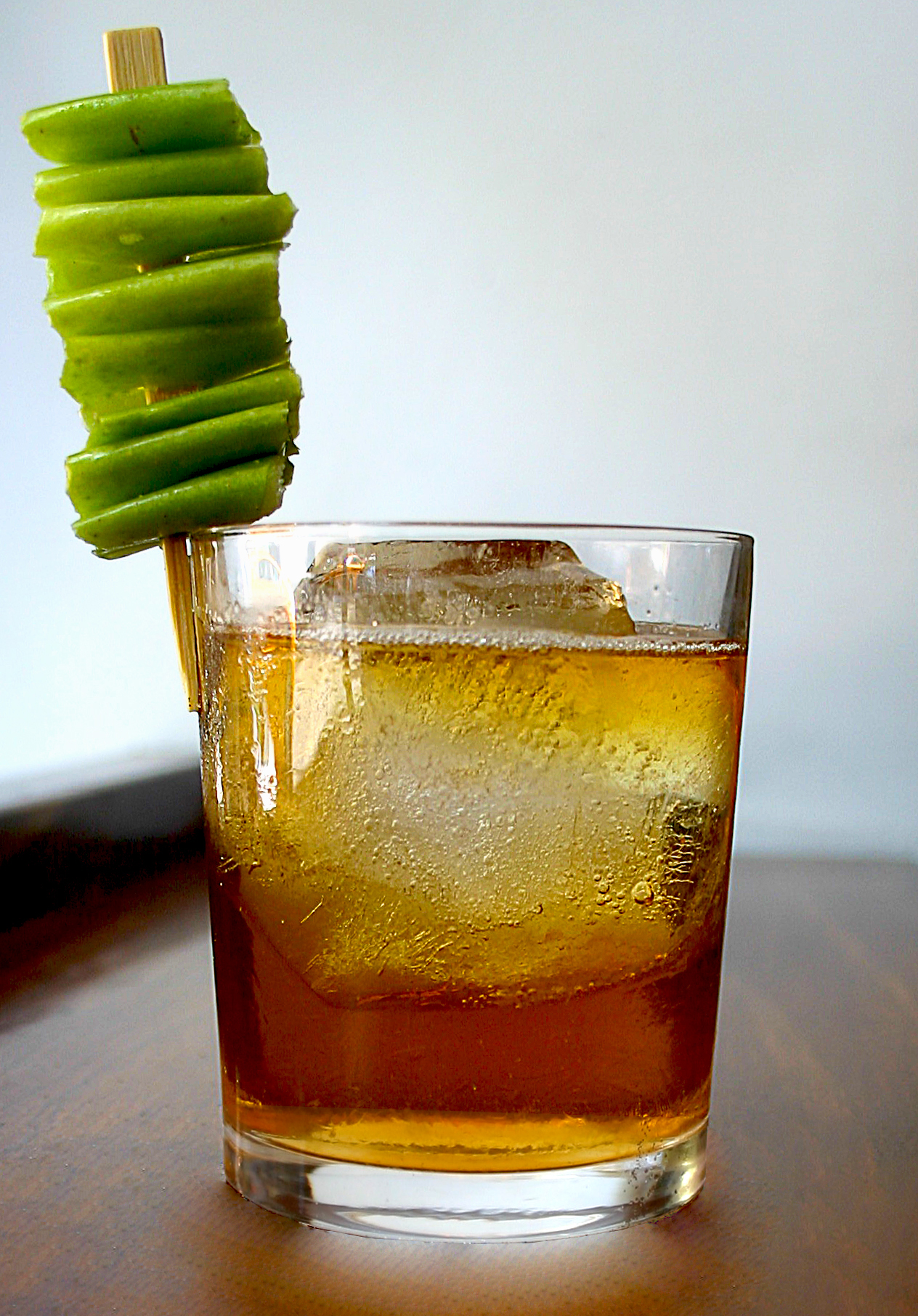 Baked Apple Cocktail