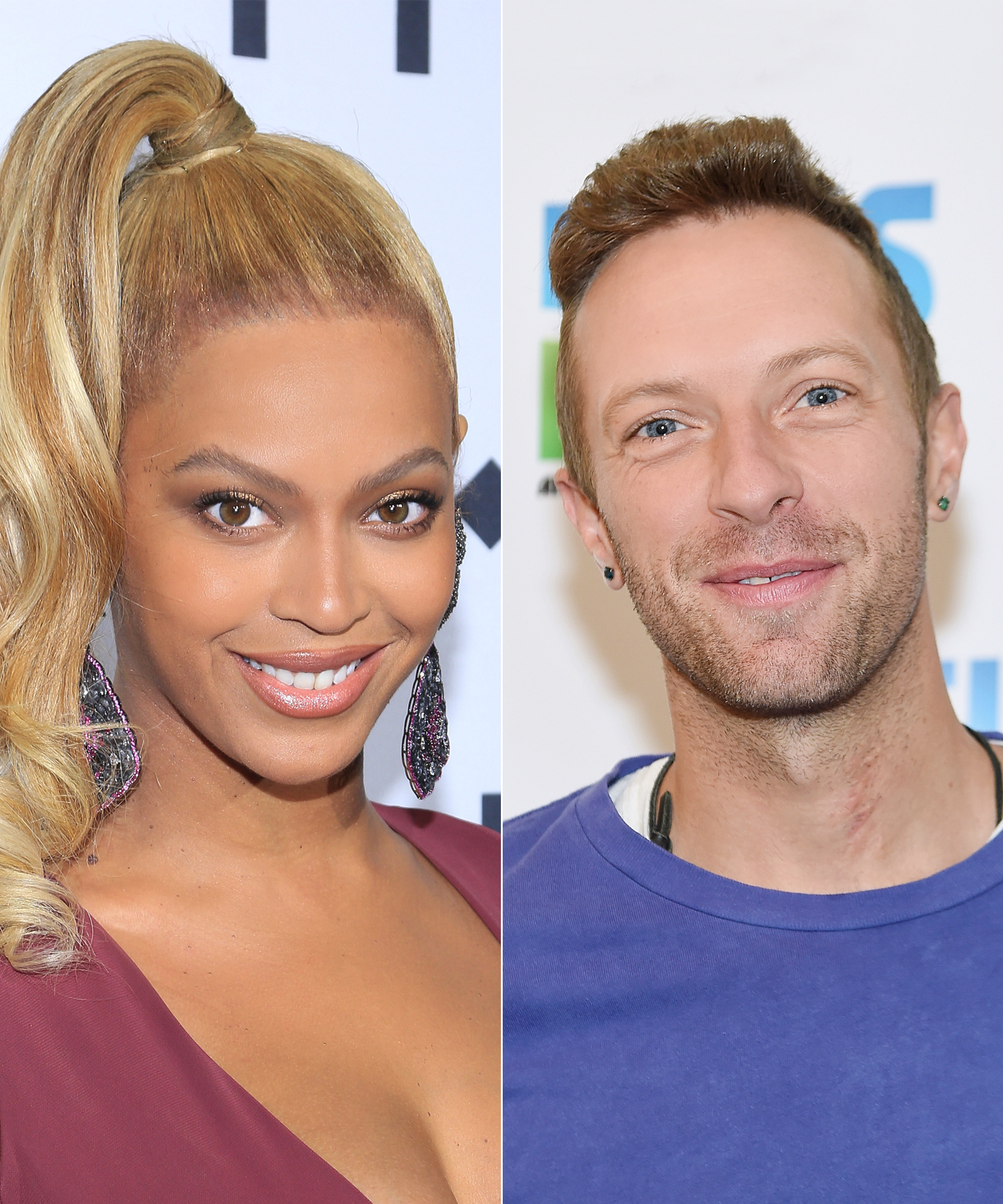 "Listen to Beyoncé's Dreamy Coldplay Collaboration, ""Hymn for the Weekend"""