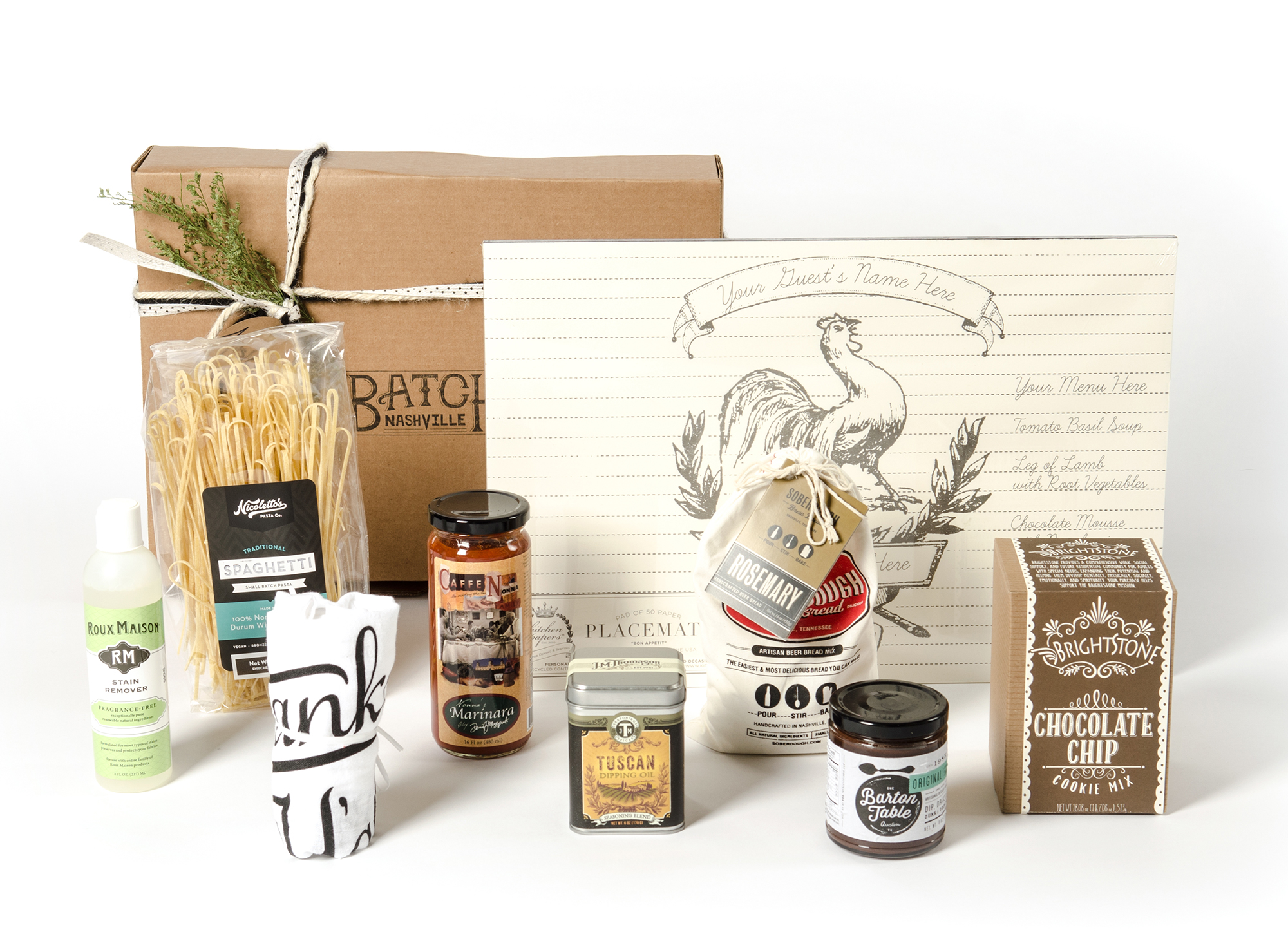 Batch southern food subscription box