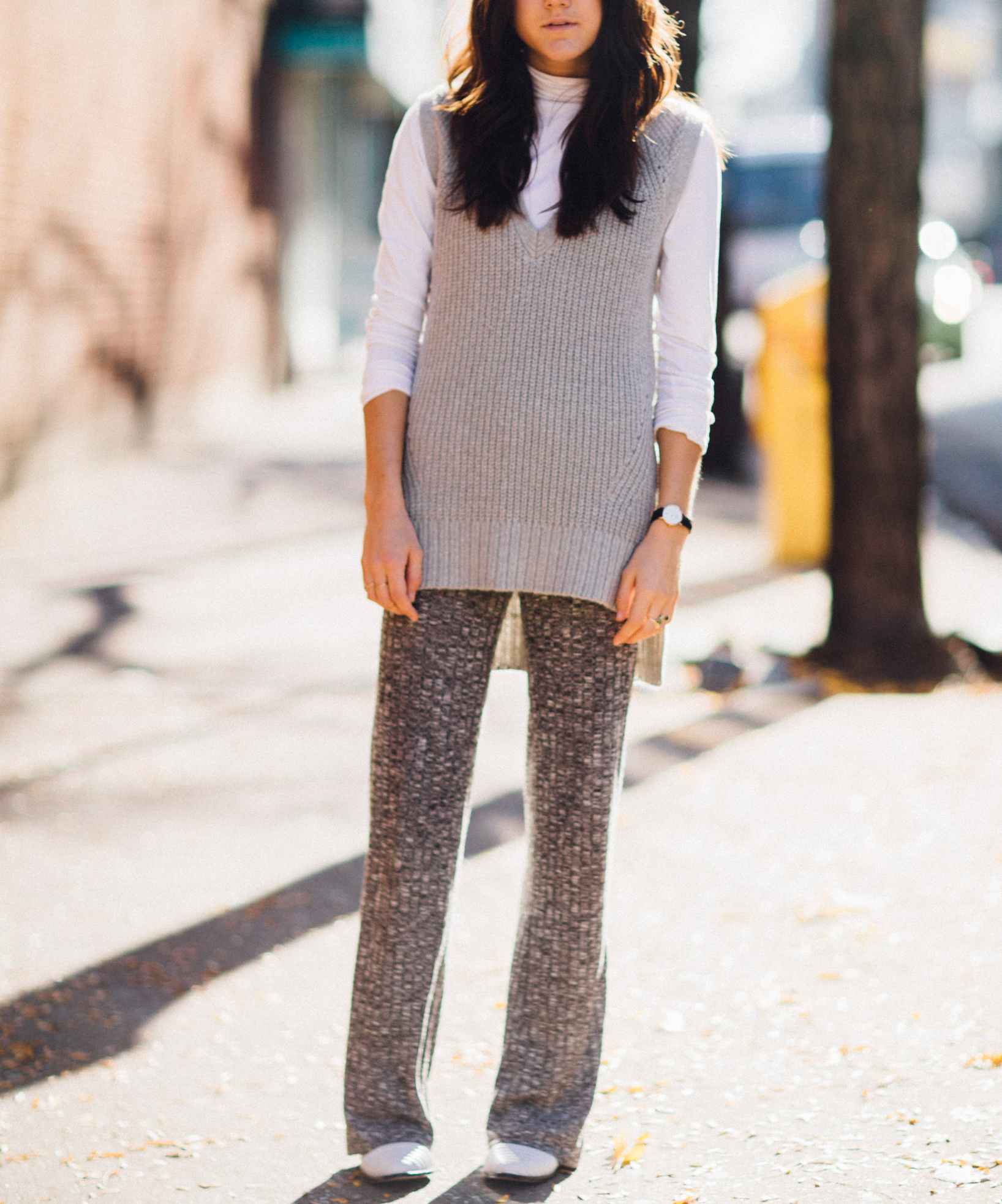 How to Perfect Sweater Dressing This Winter