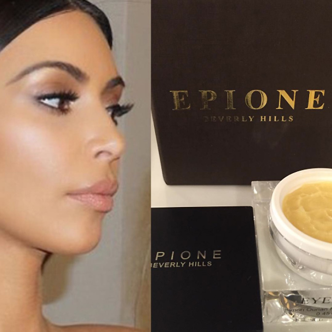 We Hunted Down the Eye Cream That Kim Kardashian Swears By