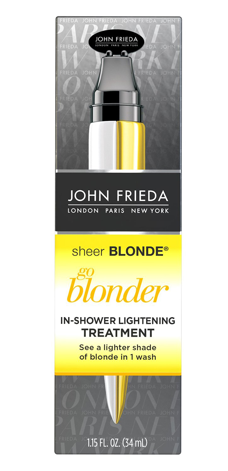 John Frieda Go Blonder In-Shower Lightening Treatment