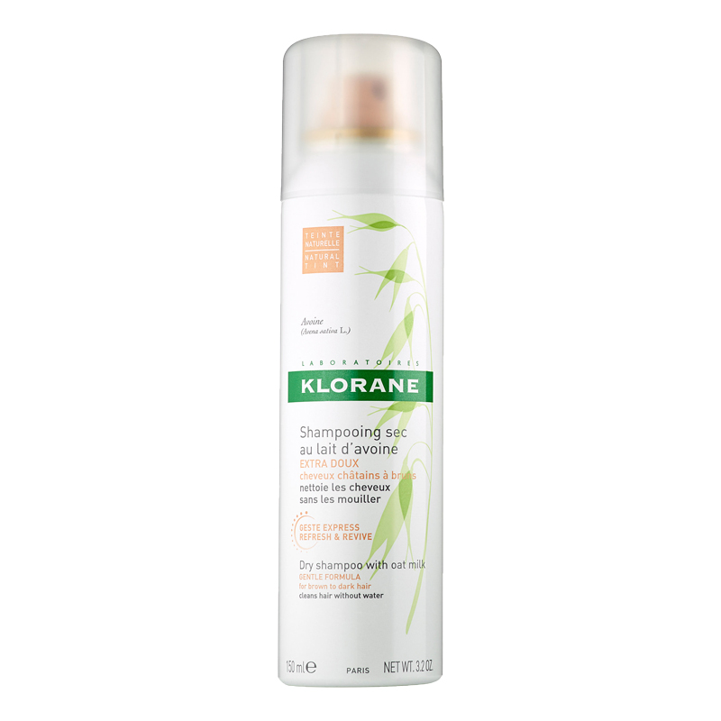 <p>Klorane Tinted Dry Shampoo with Oat Milk</p>