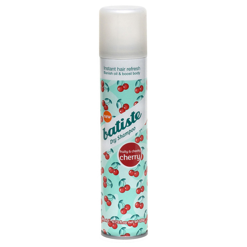 <p>Batiste Dry Shampoo in Cherry</p>