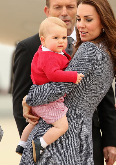 Adorable Angles of Prince George
