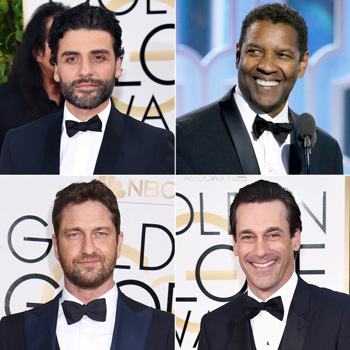 These 12 Hunks Prove the 2016 Golden Globe Awards Were the Hottest Ever
