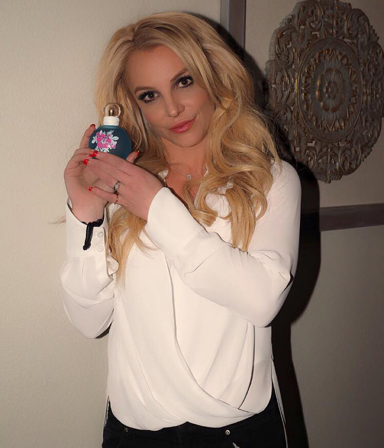 Britney Spears Is Launching a New Destination Fragrance