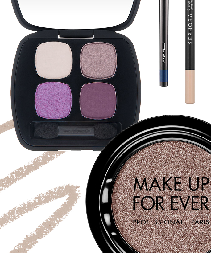 The Best Shadows and Liners for Every Eye Color