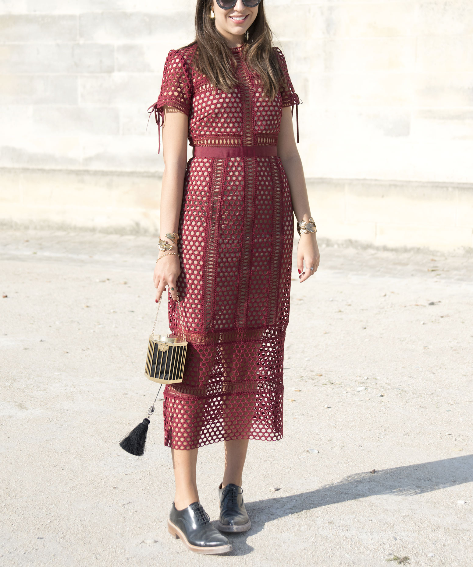 <p>Style with a Dressy Dress</p>