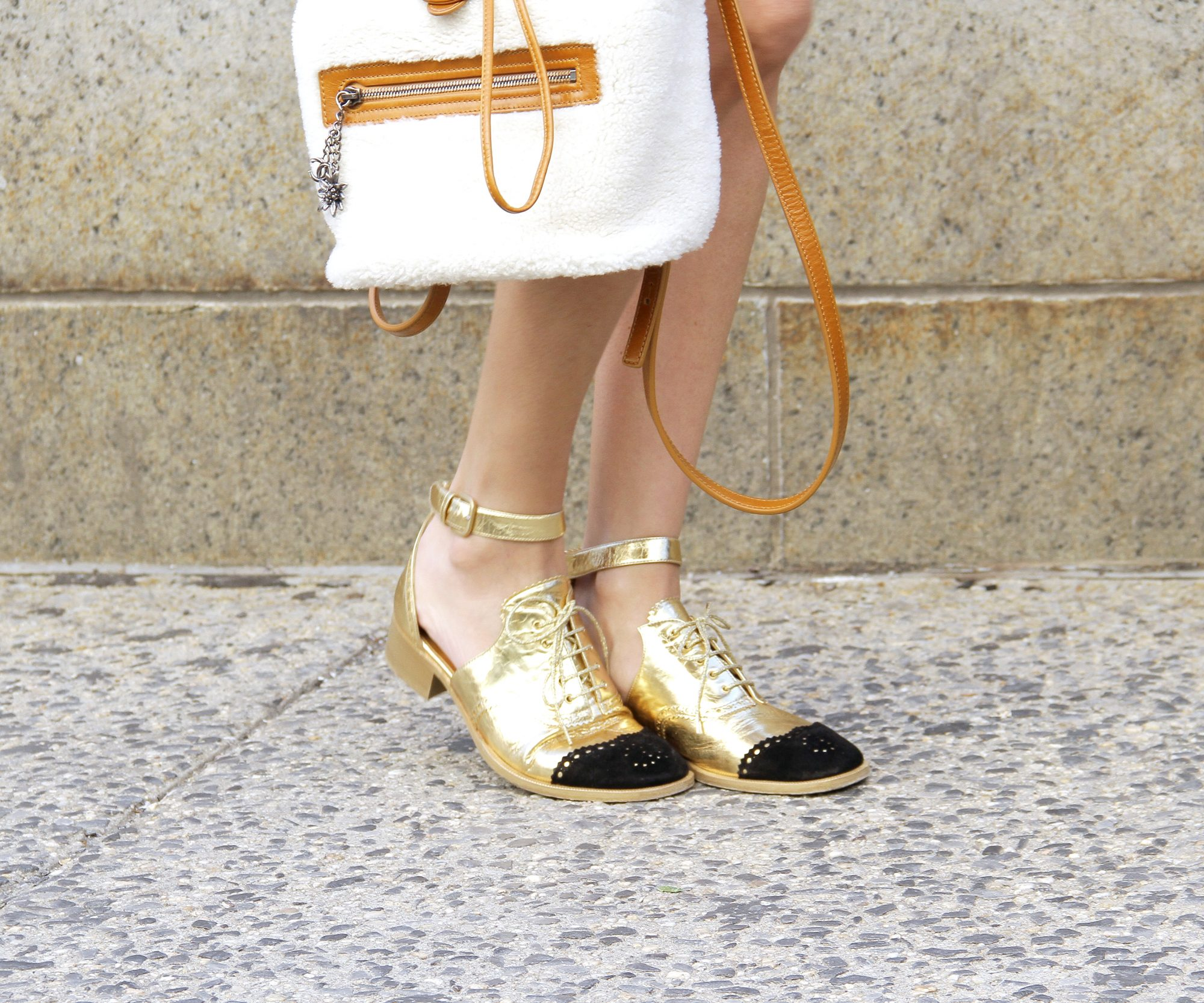 Street Style Stars Are Loving Oxford Shoes! Here's How to Wear Them in Unexpected Ways