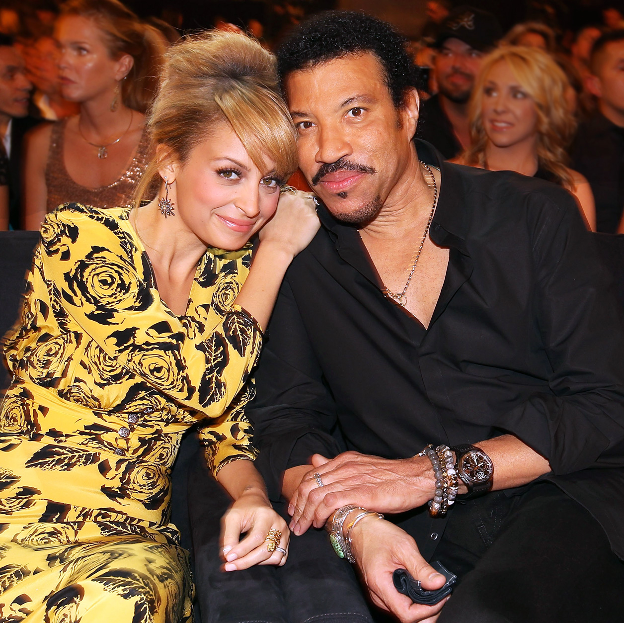 Nicole and Lionel Richie Bust Some Serious Moves in This Hilarious Instagram Video