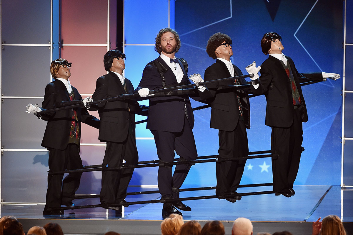See 7 of the Most Memorable Highlights from the 2016 Critics' Choice Awards