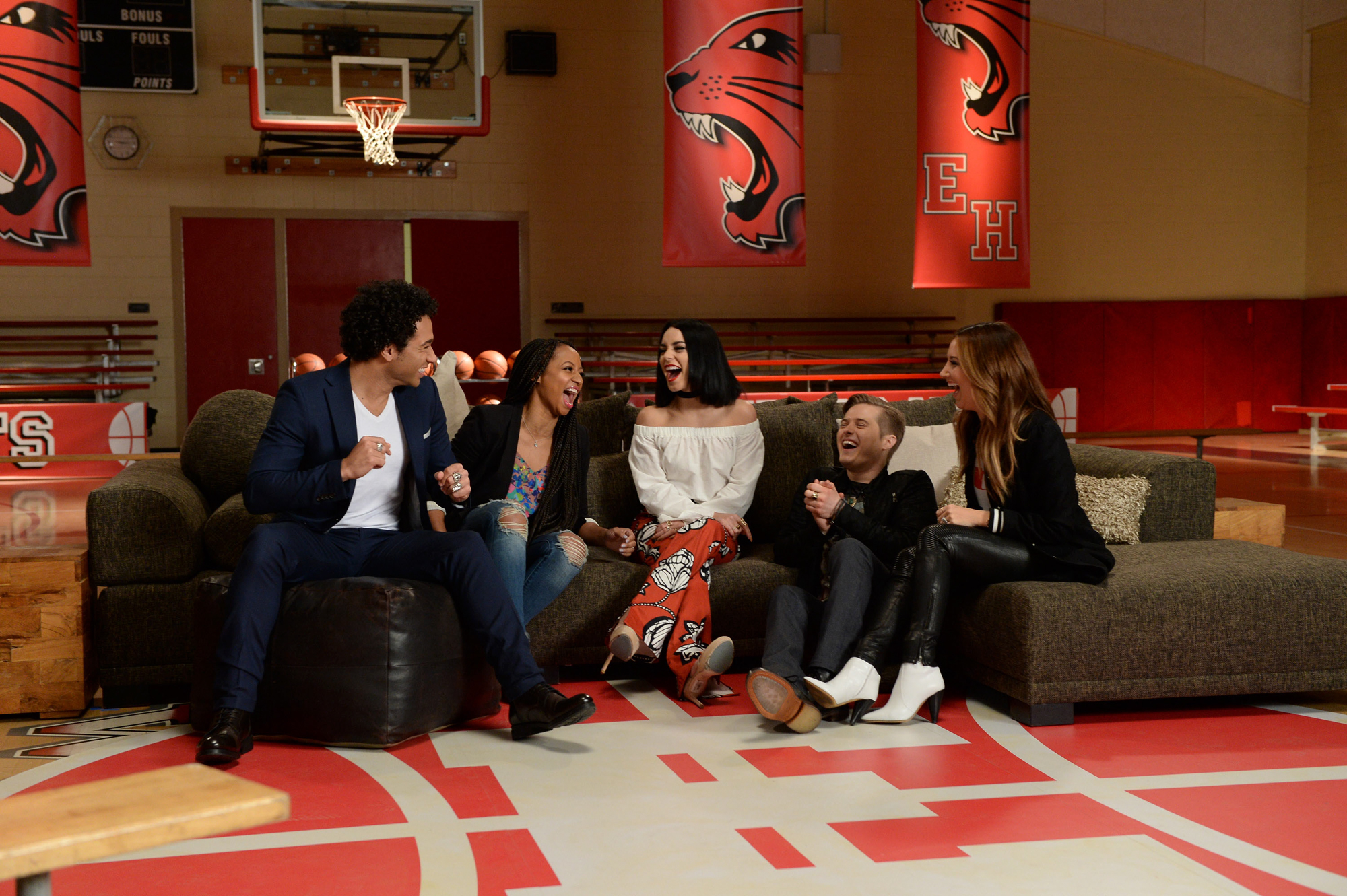 <em>High School Musical</em> Reunion: See Who Made It for the Special 10-Year Anniversary Telecast