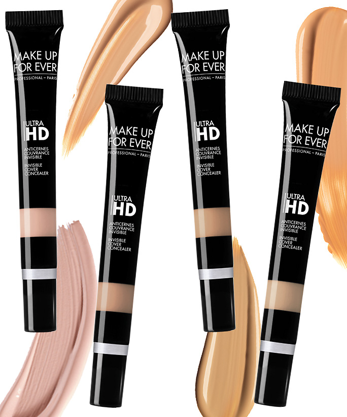 Makeup Forever HD Concealers