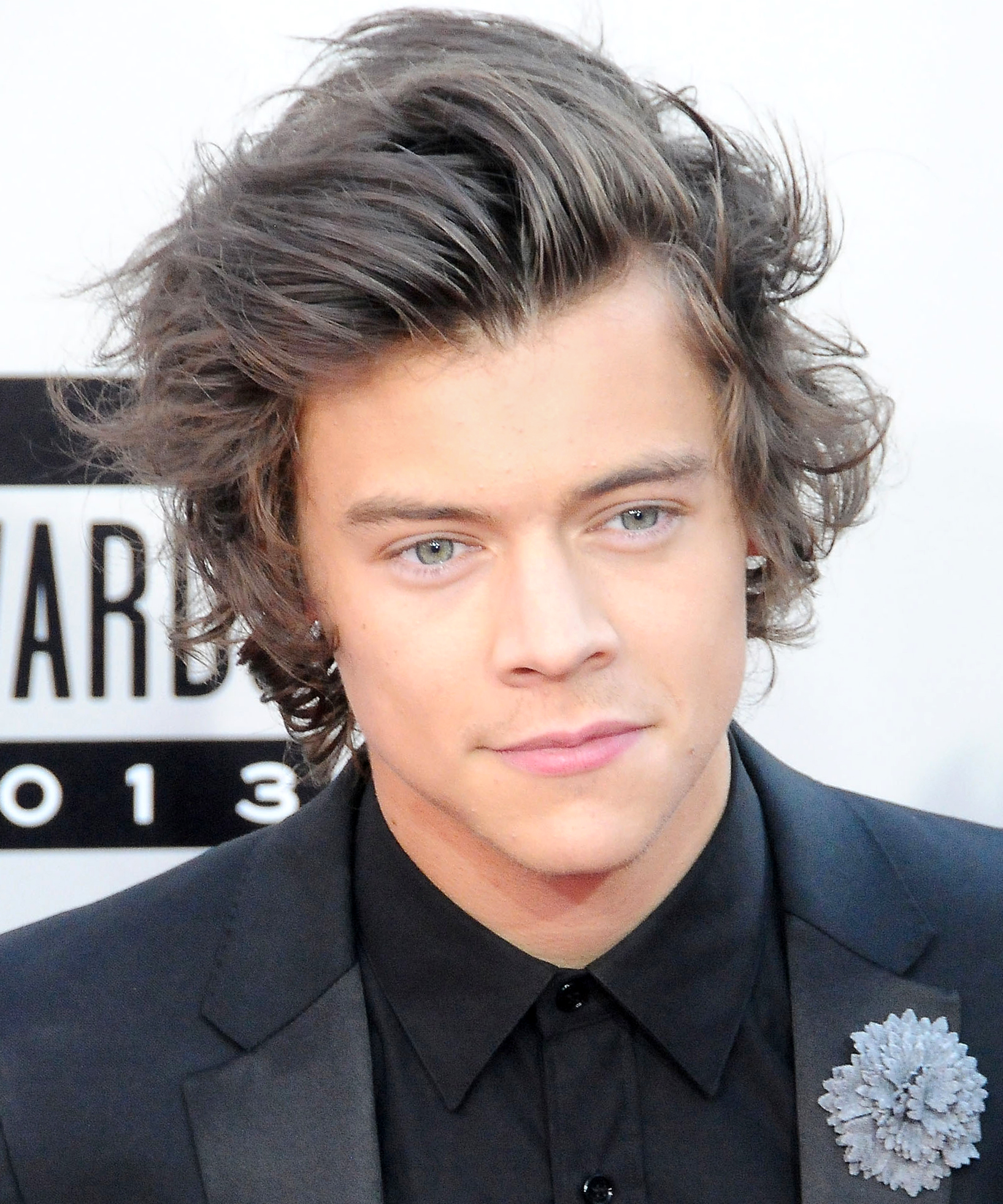 hary styles hair see birthday boy harry styles s best hair moments 3676