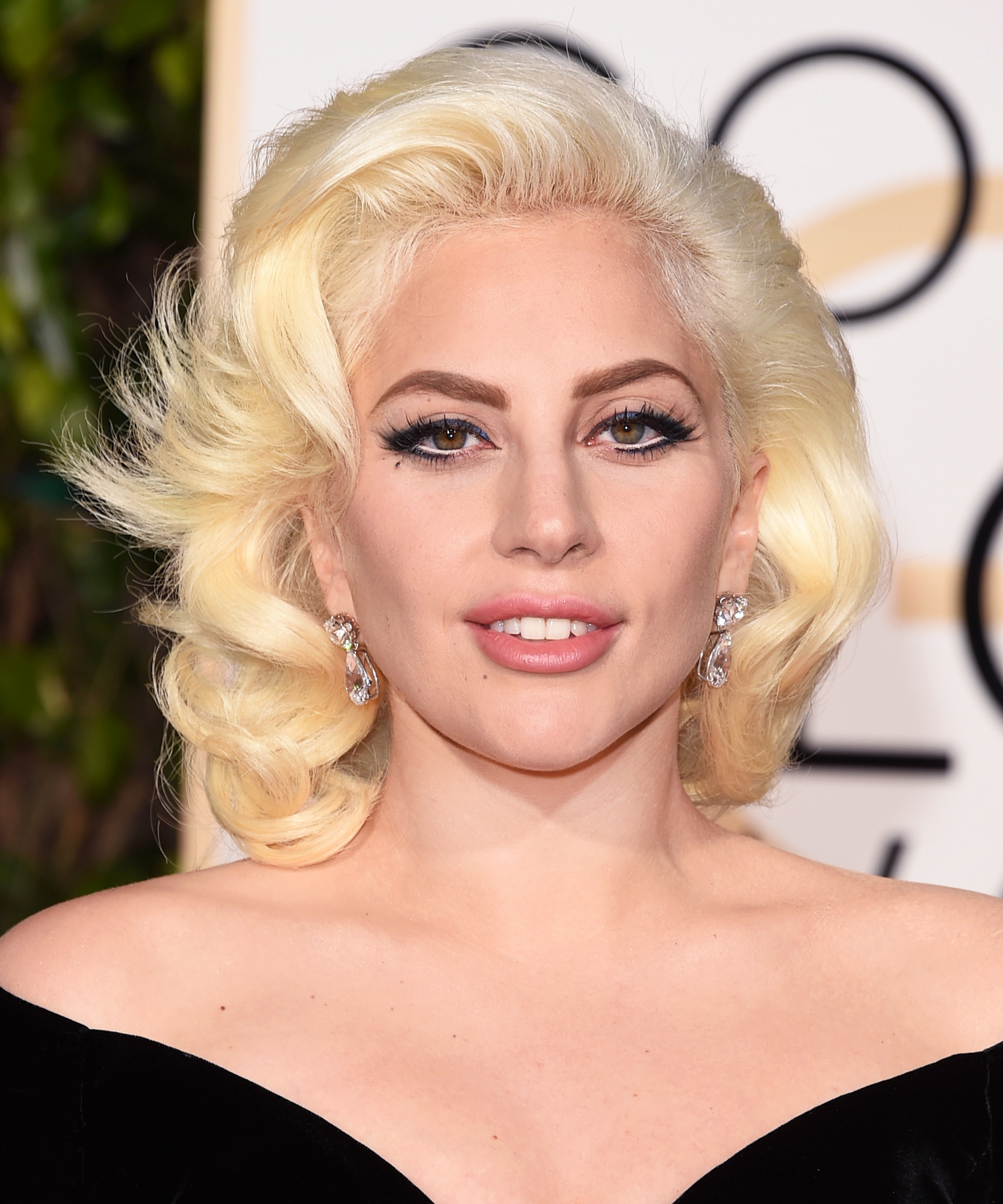Singer/actress Lady Gaga attends the 73rd Annual Golden Globe Awards held at the Beverly Hilton Hotel on January 10, 2016 in Beverly Hills, California.