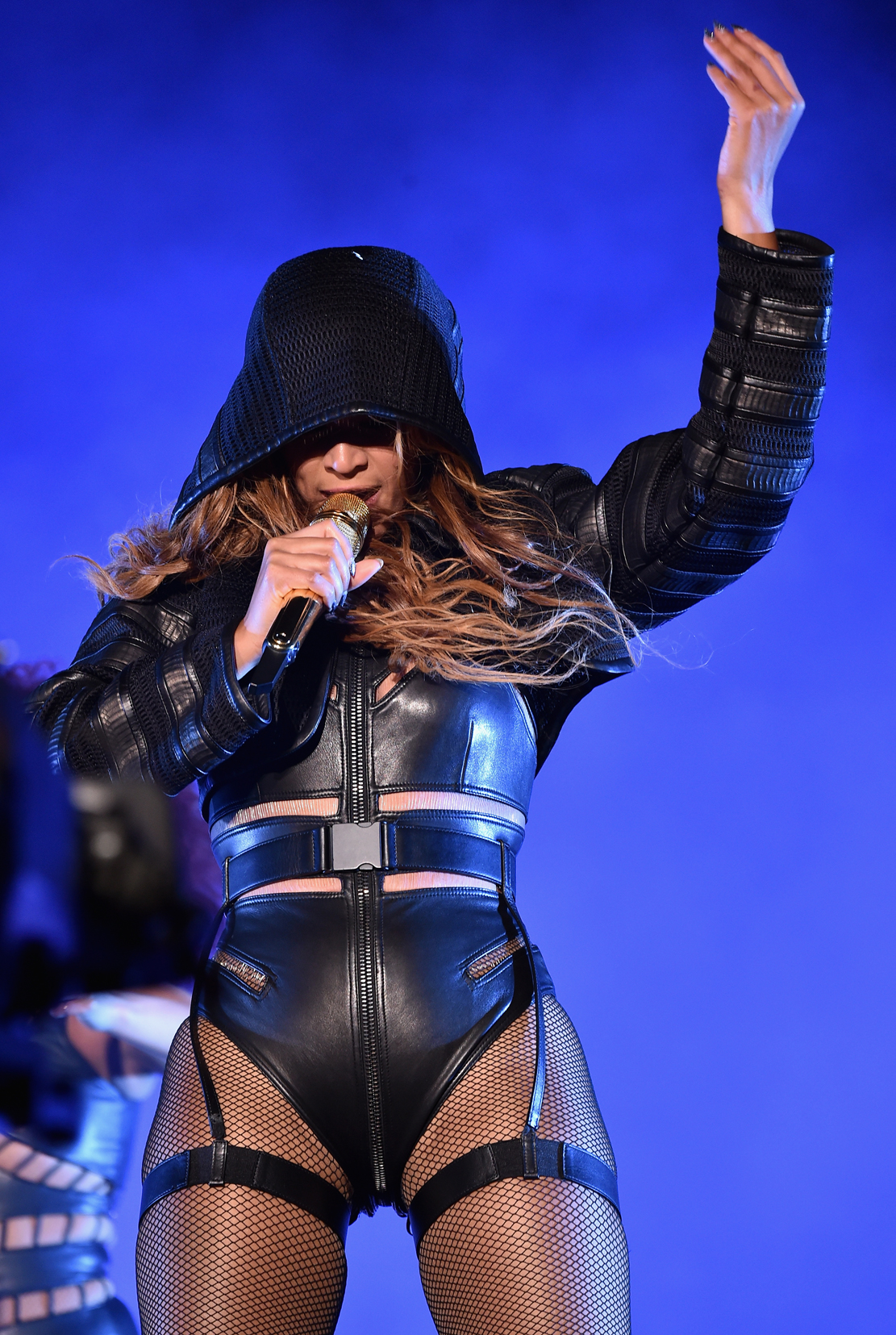 beyonce in bodysuits on stage instylecom
