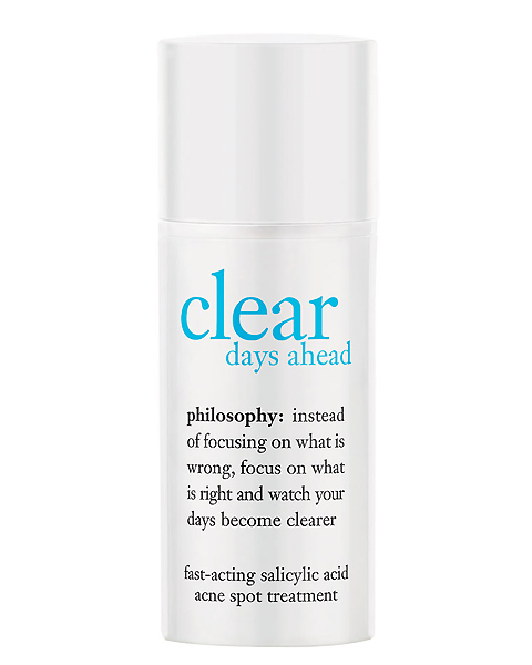 Philosophy Clear Days Ahead Fast-Acting Acne Spot Treatment