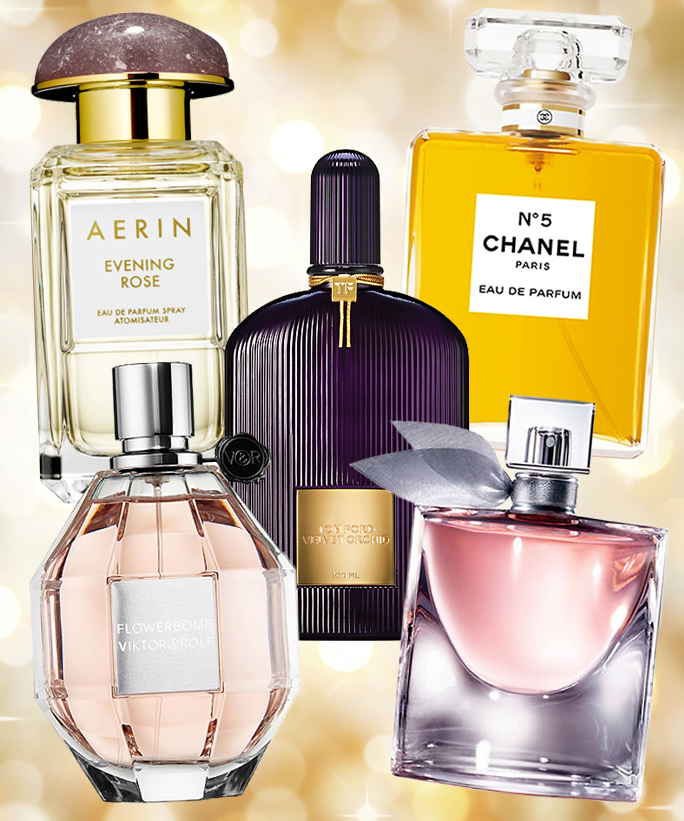 The most romantic fragrances of all time for Best smelling home fragrances