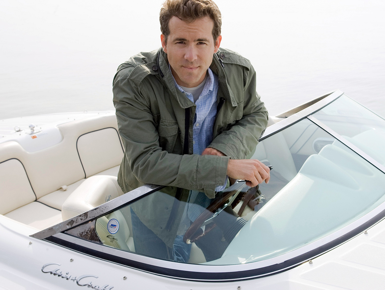 <p>As Andrew Paxton in <em>The Proposal</em>, 2009.</p>