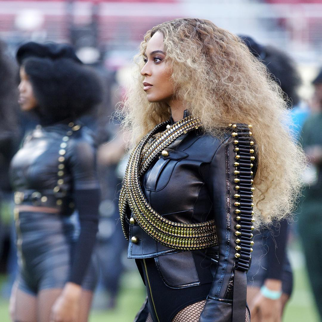 Beyonce Formation Lead