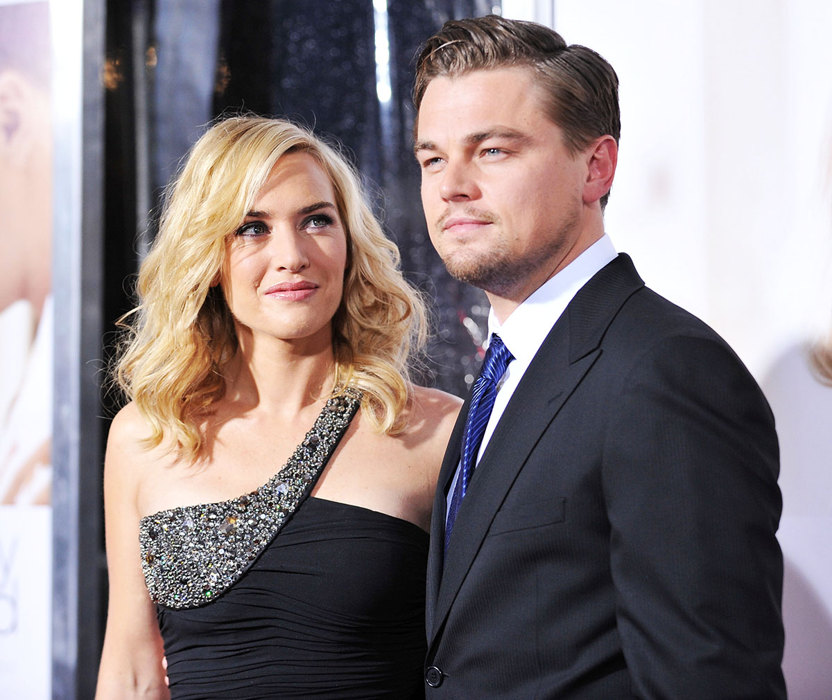 <p>Kate and Leo at the L.A. Premiere of <em>Revolutionary Road</em></p>