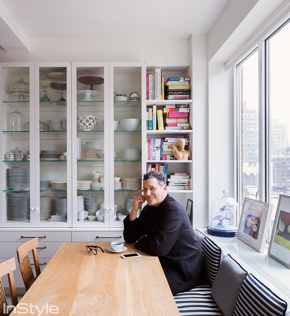 Peek Inside Isaac Mizrahi's 4,000-Square-Foot N.Y.C. Apartment