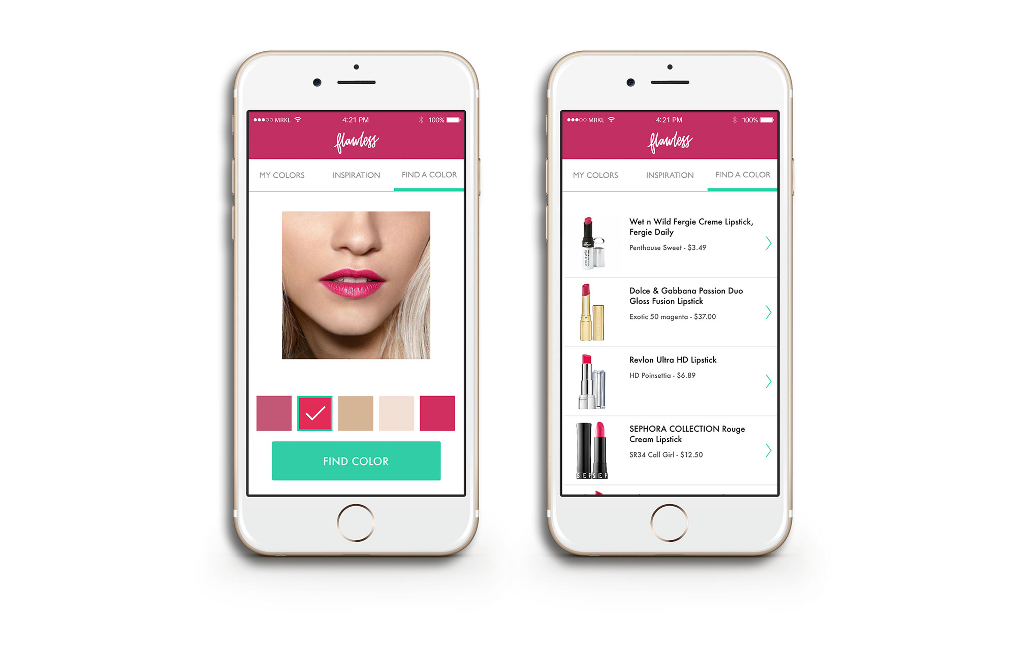 This App Can Score You A Lipstick in Any Shade