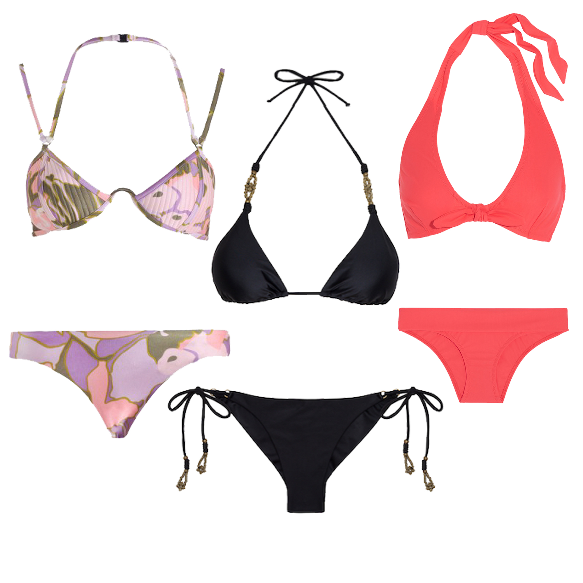 Swim Guide - Inverted Triangle
