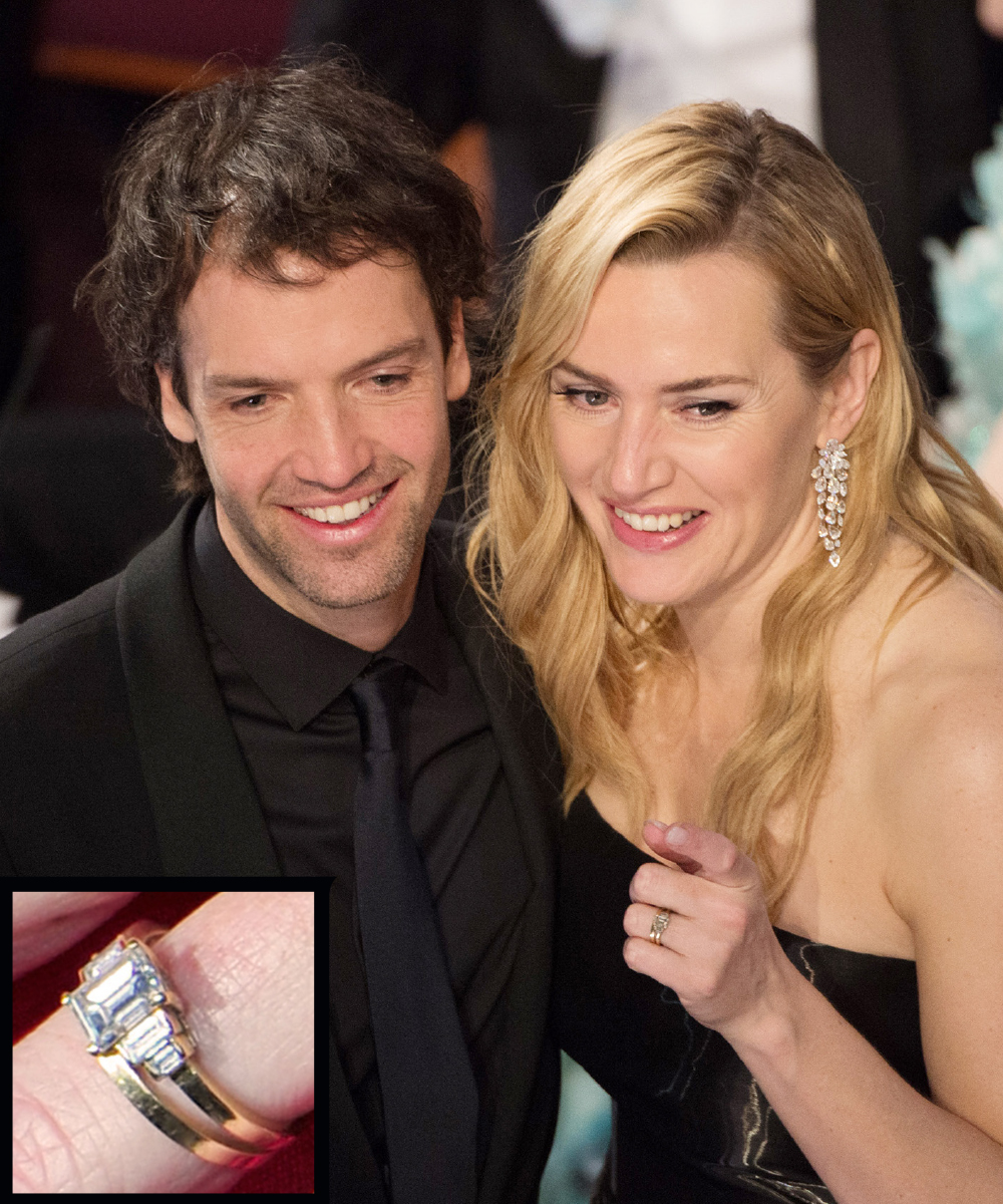 <p>Kate Winslet and Ned Rocknroll</p>