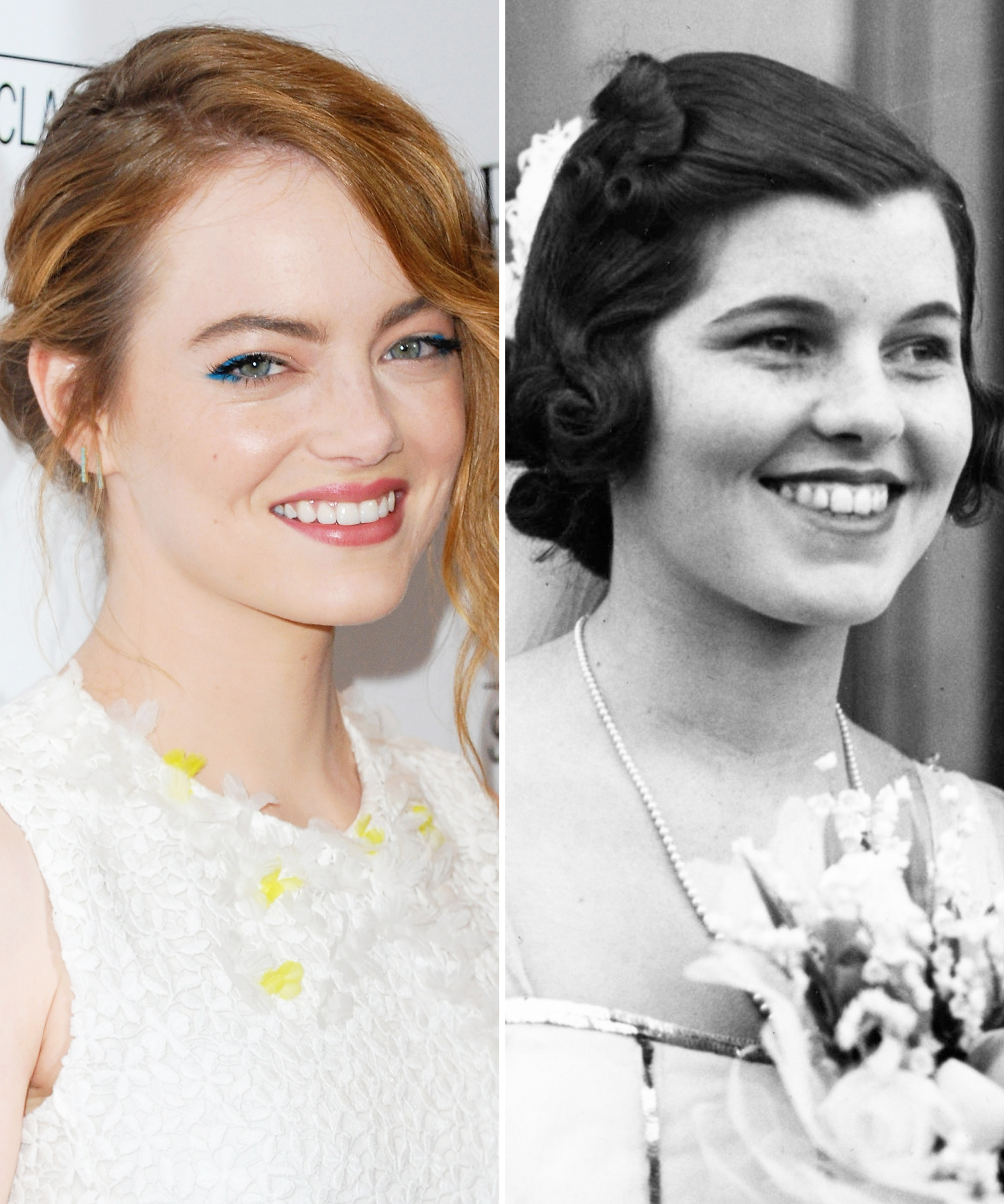 Emma Stone to Star in Rosemary Kennedy Biopic